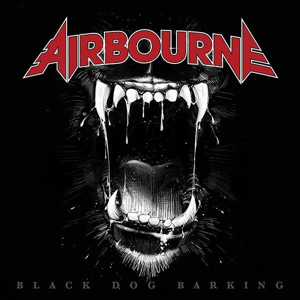 Black Dog Barking de Airbourne