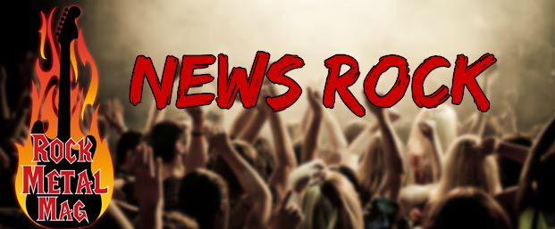 News Rock (Airbourne, Black Stone Cherry, Deep Purple, Motorhead…)