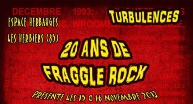 Live Report: Fraggle Rock