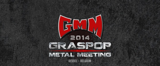 GRASPOP METAL MEETING 27 /28 /29 JUIN 2014