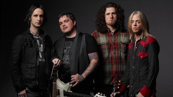 Black Stone Cherry: Me And Mary Jane dispo en audio