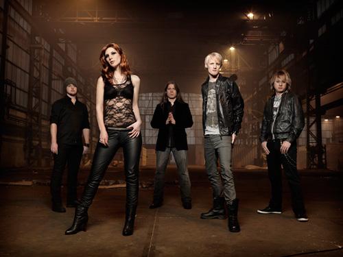 DELAIN: nouvel album et tournée avec Within Temptation