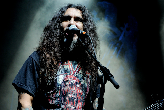 Slayer, Ghost, Mastodon et Anthrax en concert à Paris !