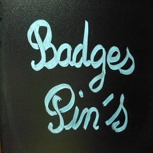 badges et pins - Rock metal mag