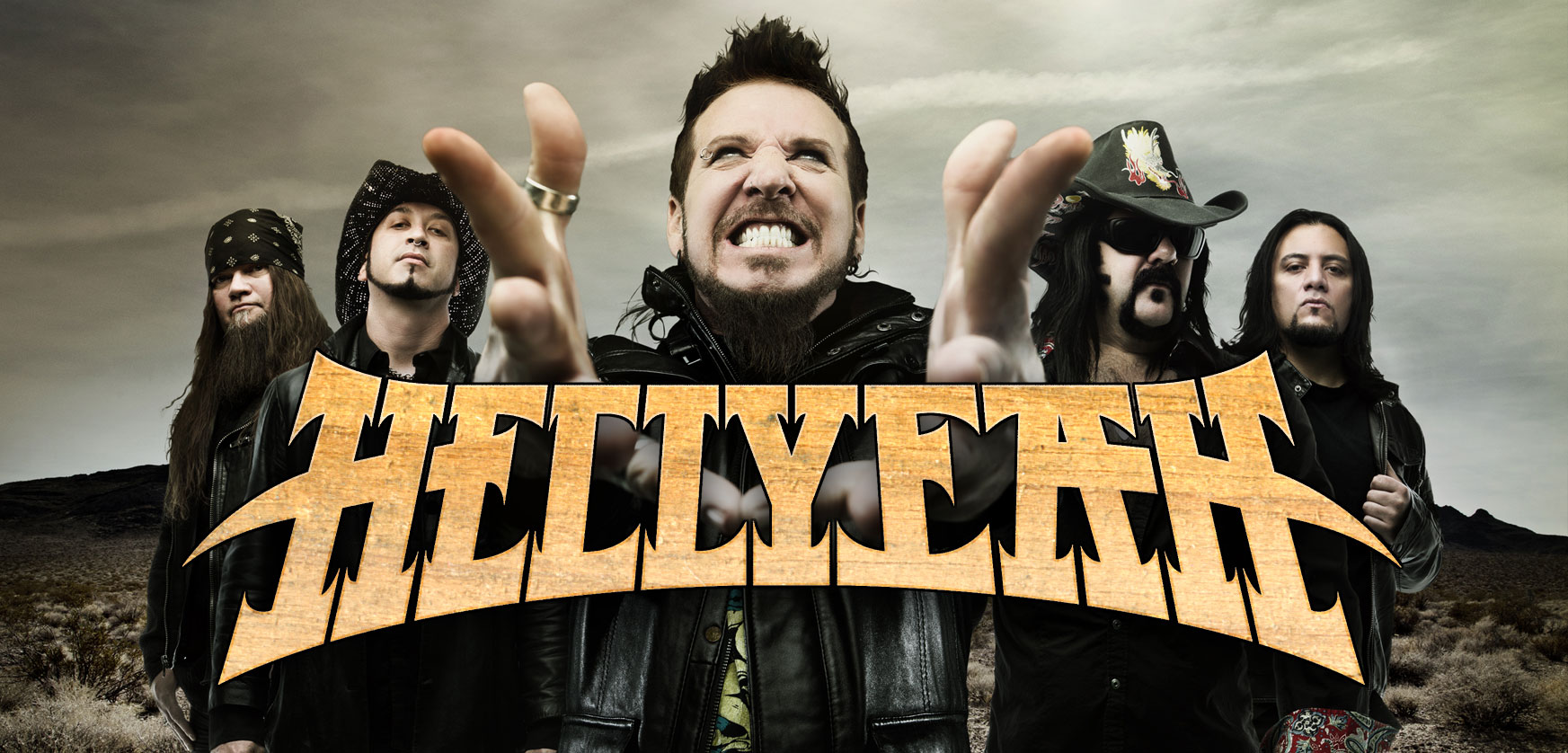 "HELLYEAH: Nouvel album ""Blood For Blood"""