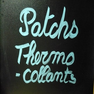 patchs thermocollants - Rock metal mag