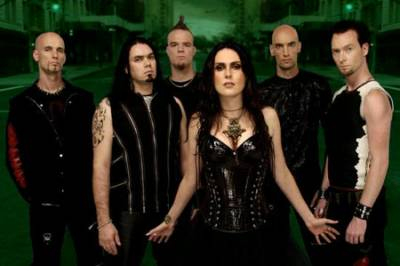 "WITHIN TEMPTATION : Nouveau clip ""whole world is watching"""