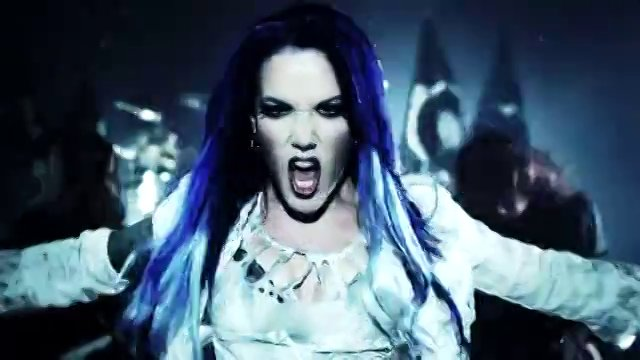 ARCH ENEMY : Clip «War Eternal»