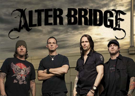 ALTER BRIDGE nouveau label