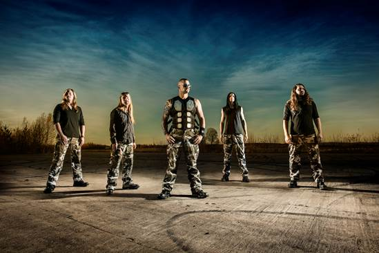 Sabaton: Heroes on tour !