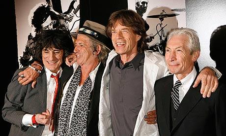 The Rolling Stones au Stade de France !