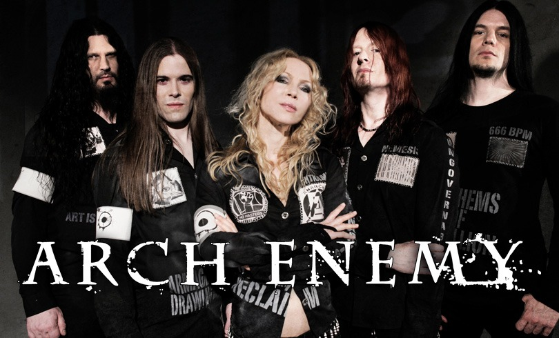 ARCH ENEMY: Départ de ANGELA GOSSOW