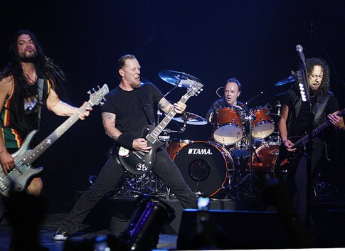 METALLICA: Démo de « The Lords Of Summer »