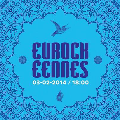 EUROCKEENNES 2014: Programmation complète