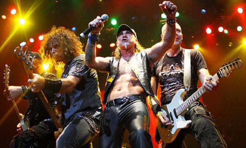 ACCEPT ANNONCE SON NOUVEL ALBUM STUDIO