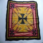 bandana croix de malte ref 14002
