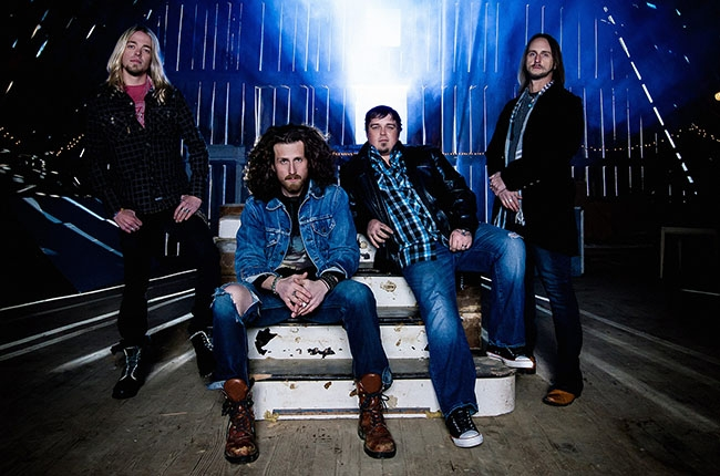 Black Stone Cherry: Nouveau titre  »Never Surrender »