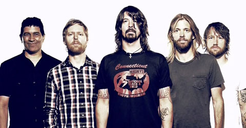 FOO FIGHTERS: Nouvel album pour l'automne