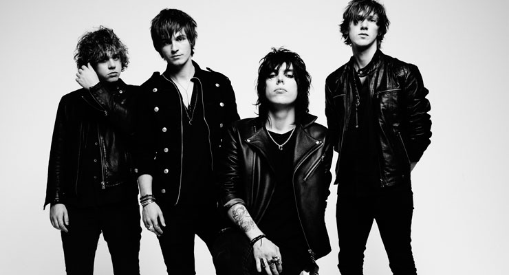 THE STRUTS dévoile le clip déjanté de « Body Talks »