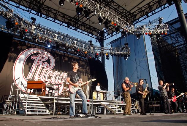 CHICAGO en concert le 26 juin