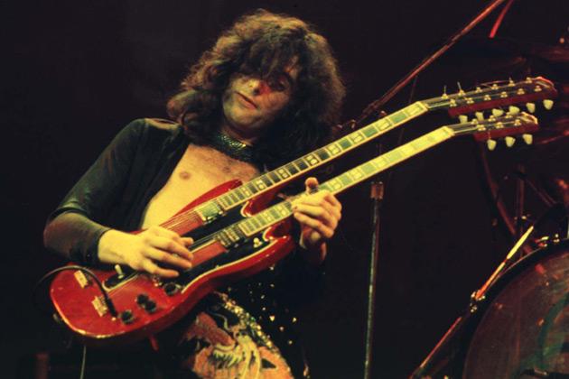 Jimmy Page veut à nouveau jouer sur scène !