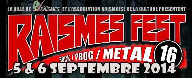 Live Report RAISMES FEST: JOUR 2
