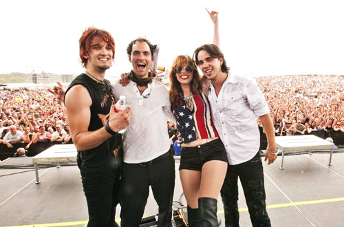 Interview: HALESTORM