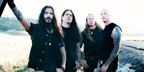 MACHINE HEAD en concert en France