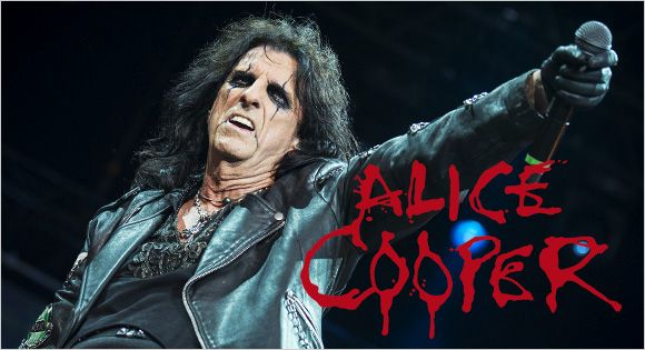 ALICE COOPER: « Raise The Dead–Live From Wacken »