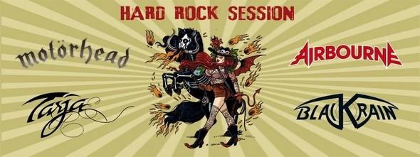 Live Report: Hard Rock Session – Foire aux vins d'Alsace