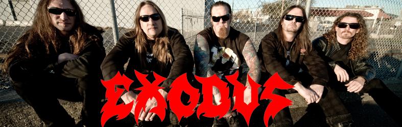 EXODUS: Détails sur le prochain album