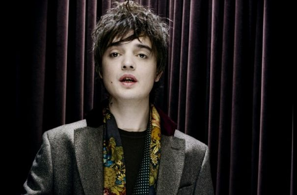 Peter Doherty en concert à Paris demain !