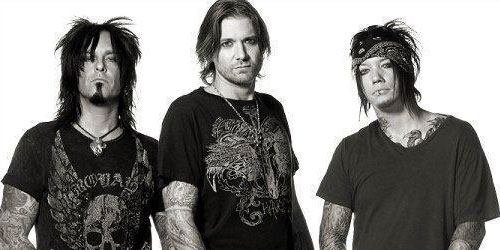 SIXX:A.M: Clip de « Gotta Get It Right »