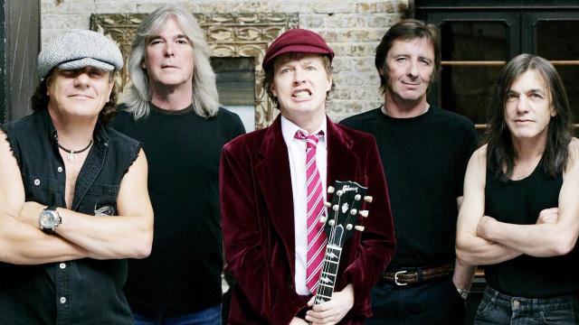 AC/DC: Album «Rock Or Bust» pour le 1er décembre !