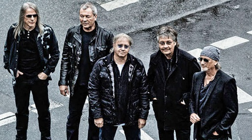 DEEP PURPLE EN CONCERT EN 2015