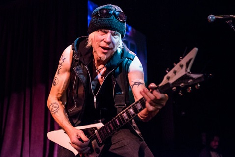 MICHAEL SCHENKER'S TEMPLE OF ROCK: Détails sur le nouvel album