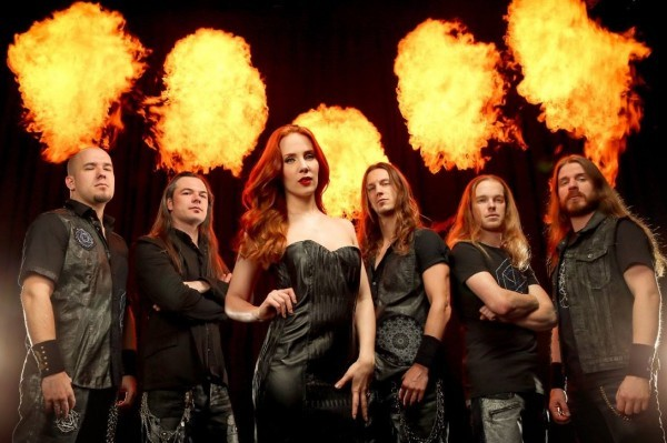 Live Report : Epica + Dragonforce + Dagoba
