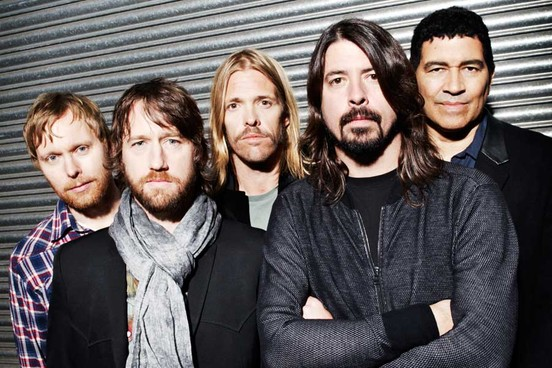 FOO FIGHTERS de retour en France !