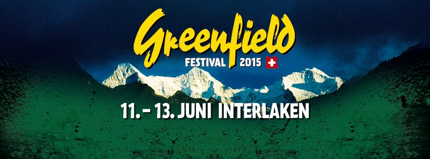 GREENFIELD FESTIVAL 2015 : Premiers noms