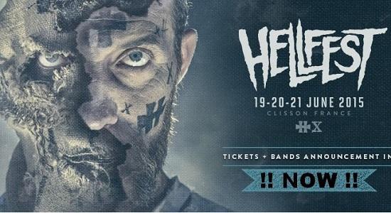 Hellfest: Séances dédicaces