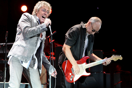 THE WHO 50 ANS DU GROUPE