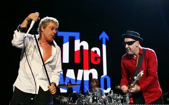 THE WHO: 2 concerts à Paris !