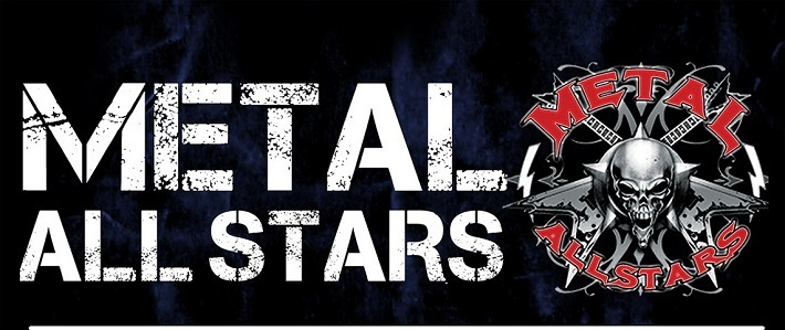 METAL ALL STARS avec Zakk Wylde, Gus G etc.