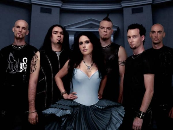 WITHIN TEMPTATION: Sortie du CD/DVD live !