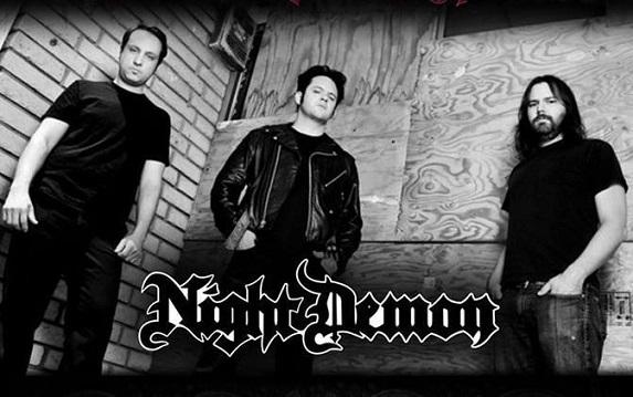 NIGHT DEMON nouvel album 2015