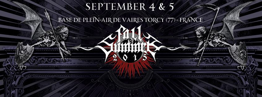 Fall of Summer 2015 – 2nd édition