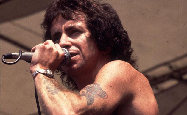 AC/DC: Films sur Bon Scott