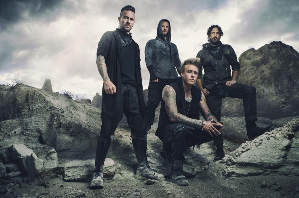Papa Roach: un nouveau titre en écoute