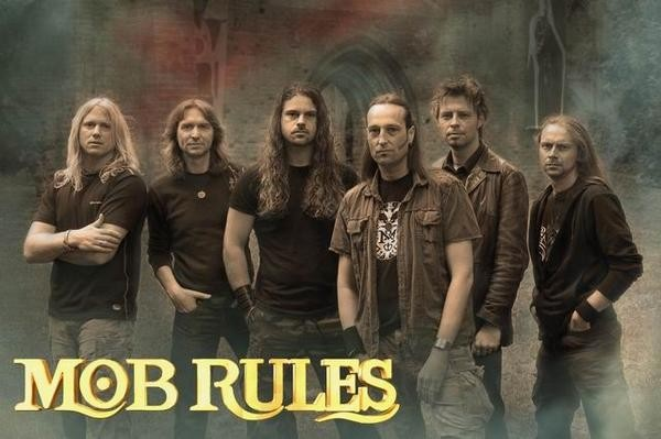 MOB RULES Nouveau Single digital