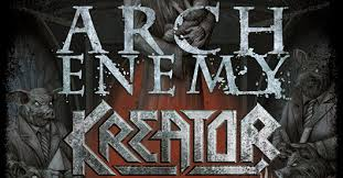 Live Report: Kreator et Arch Enemy